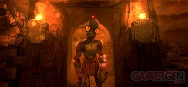 Oddworld L'Odyssée d'Abe New 'n' Tasty