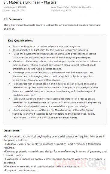 offre-emploie-apple-ingenieur-expert-plastique