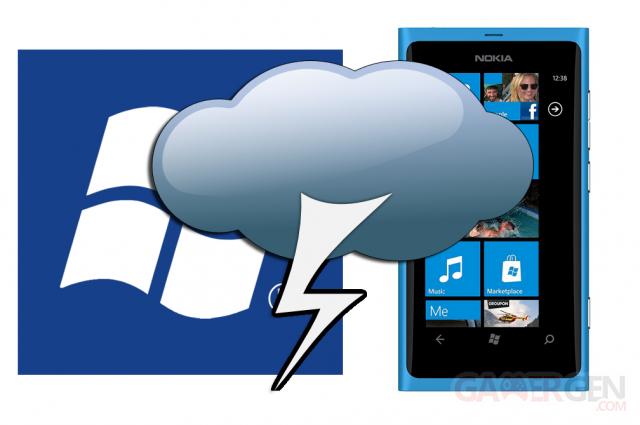 orage microsoft nkia lumia windows phone 8