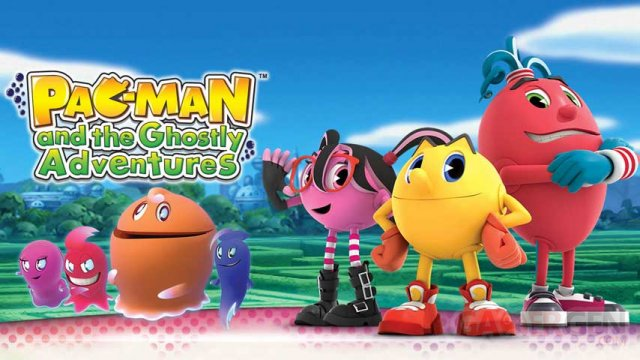 Pac-Man et les Aventures de Fanto?mes