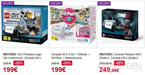 Packs Bundles Wii U Auchan