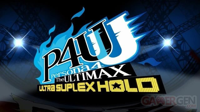 Persona 4 The Ultimax Ultra Suplex screenshot 20042014 001