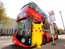 Pikachu & Bus 4
