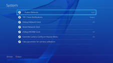 PlayStation 4 ps4 debug interface 22.04.2014  (14)