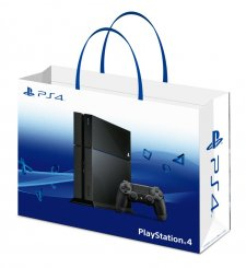 PlayStation 4 x Metal Gear Solid V Ground Zeroes sac de shopping 2
