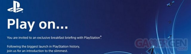 playstation slim event.
