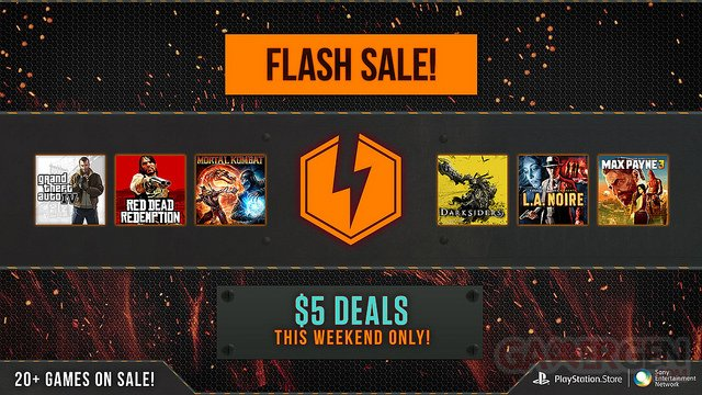playstation-store-soldes-flash-sale-psn-5-dollars-image