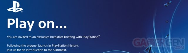 PlayStation teasing annonce