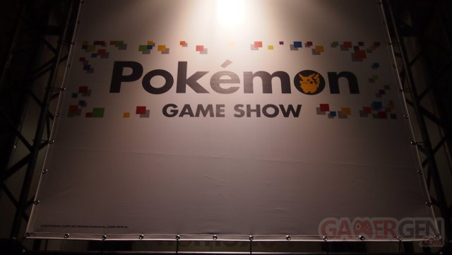 Pokemon Game Show Japon photos 18.08.2013 tokyo big sight (94)