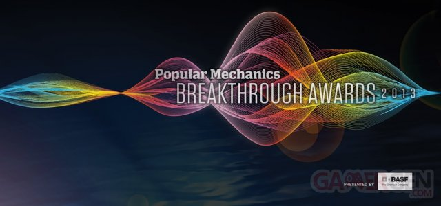 Popular Mechanics Breakthrough Awards screenshot 12102013