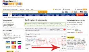 priceminister ps4 prix casse juin 2014