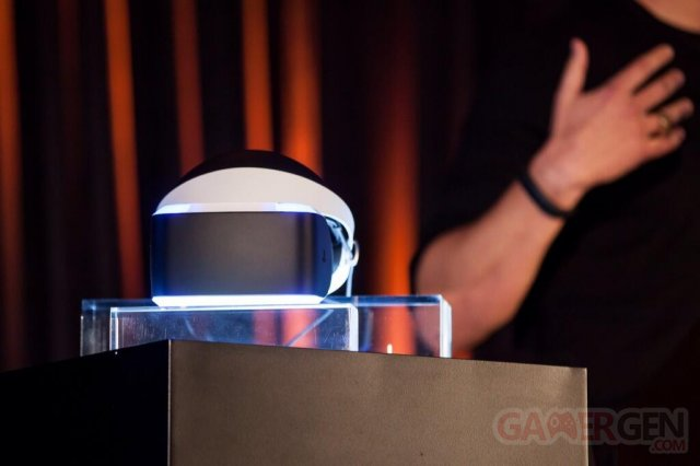 Project Morpheus PS4 casque realite virtuel 19.03.2014  (1)