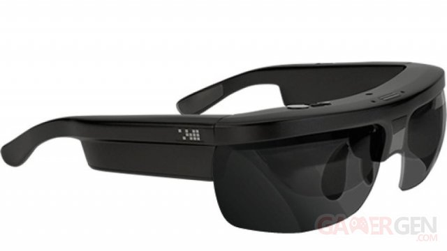 prototype lunettes realité augmentée Microsoft par osterhout