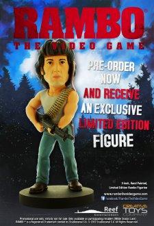 Rambo figurine 1