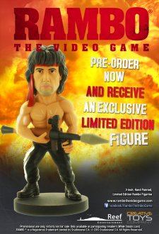 Rambo figurine 2