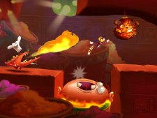 Rayman Fiest Run images screenshots 2