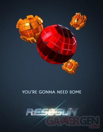 RESOGUN DLC teaser