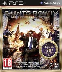 Saints Row IV Bijoux de la Famille jaquette (2)