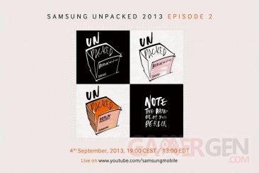 Samsung Unpacked 2013 épisode 2 IFA Berlin
