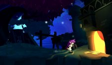 Shantae Half Genie Hero captures et illustrations - Wayforward 11