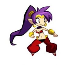 Shantae Half Genie Hero captures et illustrations - Wayforward 22