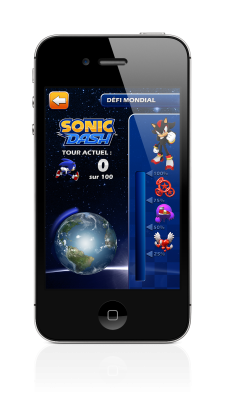 Sonic Dash images screenshots 01