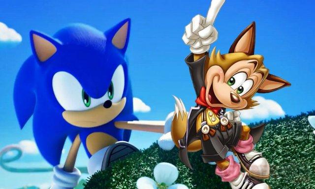 Sonic Lost World Famitsu 16.10.2013.