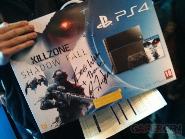 Sortie PS4 sony store paris 0002