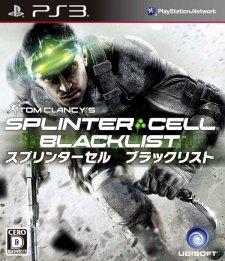 Splinter Cell Blacklist jaquette 02.09.2013.