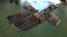 Star Wars Episode I Racer Unreal Engine 4 Sebulba 04