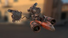 Star Wars Episode I Racer Unreal Engine 4 Sebulba 06