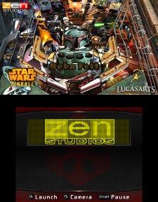 Star Wars Pinball - plateau Boba fett