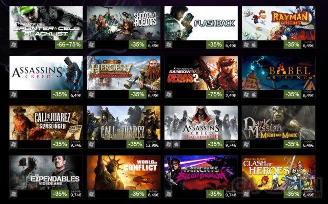 Steam-Ubisoft