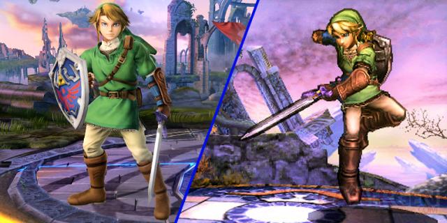 Super Smash Bros comparaison 3DS Wii U vignette 23.07.2013 (12)