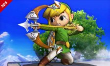 super smash bros. link cartoon 3ds 001