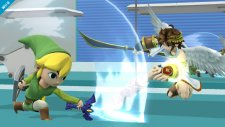 super smash bros. link cartoon wii u 003