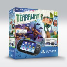 Tearaway bundle PSVita 2