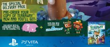 Tearaway DLC bonus 26.09.2013.