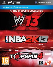 The 2K Sports Collection 1