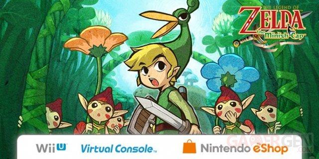 The Legend fo Zelda The Minish Cap