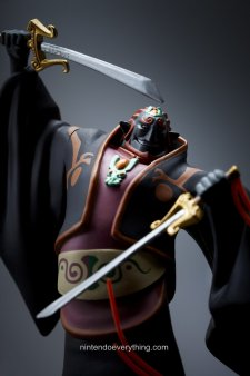 The Legend of Zelda Wind Waker HD figurine Ganondorf 29.08.2013 (6)