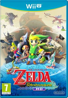 The Legend of Zelda Wind Waker jaquette 16.09.2013 (3)