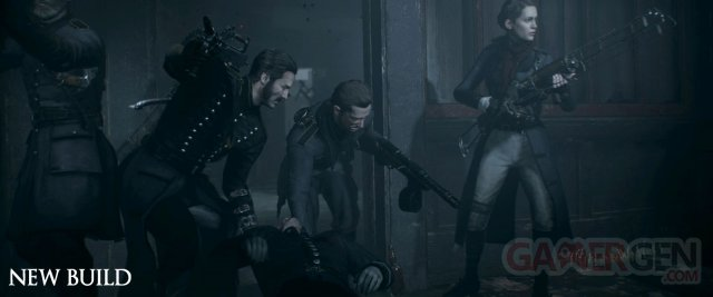 The Order 1886 comparaison 1