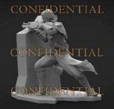the order 1886 statues statuettes collector 2