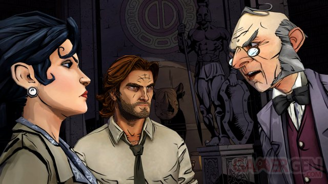 the wolf among us 01