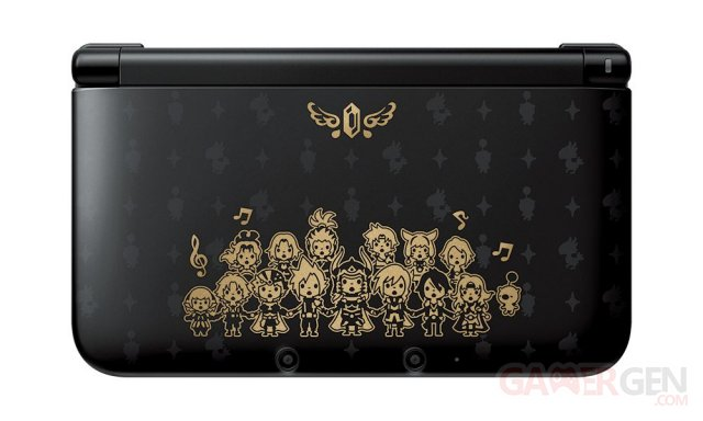 Theatrhythm Final Fantasy Curtain Call 3DS XL Collector 05.02.2014  (2)