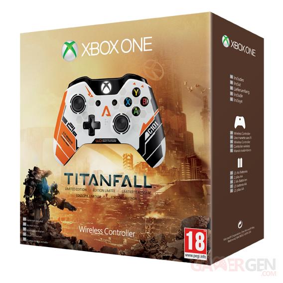 TitanFall Controller4