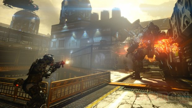 Titanfall expedition Poursuite