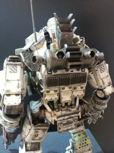 Titanfall figurine Threezero photos 3
