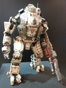 Titanfall figurine Threezero photos 4